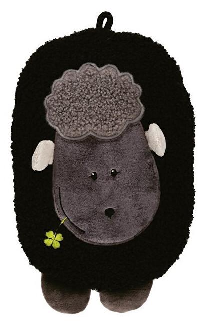 Zobrazit detail výrobku Hugo-Frosch Dětský termofor Eco Junior Comfort s motivem ovečky - černá
