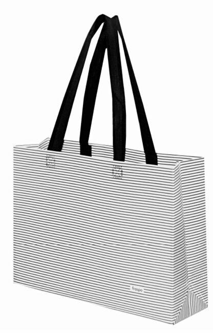 Zobrazit detail výrobku KPPS Taška lamino 8 l MAT proužky