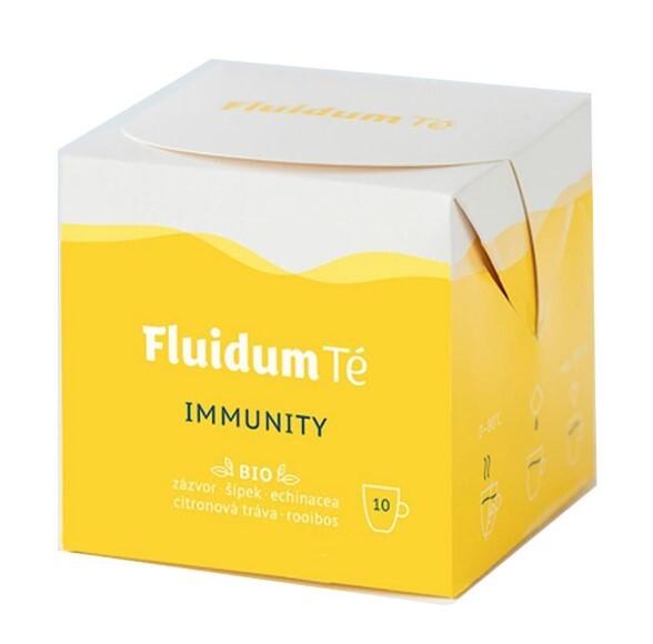Zobrazit detail výrobku FLUIDUM TÉ Immunity BIO 10 x 10 ml