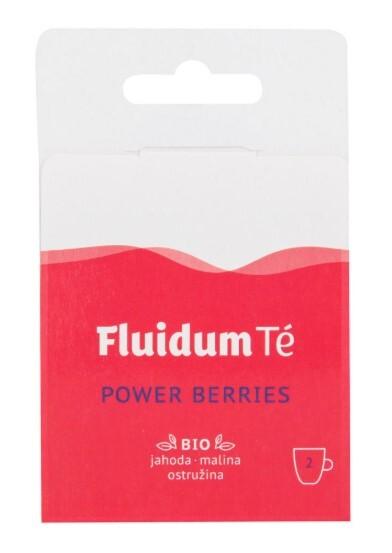 Zobrazit detail výrobku FLUIDUM TÉ Power Berries BIO 2 x 10 ml