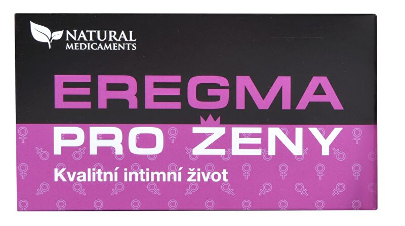 Zobrazit detail výrobku Natural Medicaments Eregma pro ženy 60 tablet