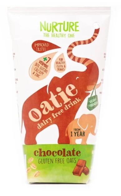Zobrazit detail výrobku Nurture Oatie Dairy Free Drink Chocolate 200 ml
