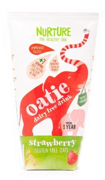 Zobrazit detail výrobku Nurture Oatie Dairy Free Drink Strawberry 200 ml