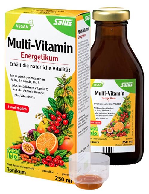 Zobrazit detail výrobku Salus Bylinné tonikum Epresat® Multivitamin Energeticum 250 ml