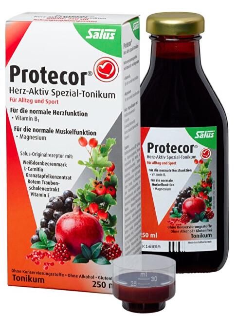 Zobrazit detail výrobku Salus Bylinné tonikum Protecor® - Aktivní srdce 250 ml