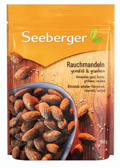 Zobrazit detail výrobku Seeberger Mandle uzené, pražené, solené 150 g