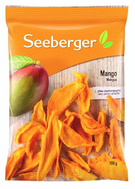 Zobrazit detail výrobku Seeberger Mango plátky 100 g