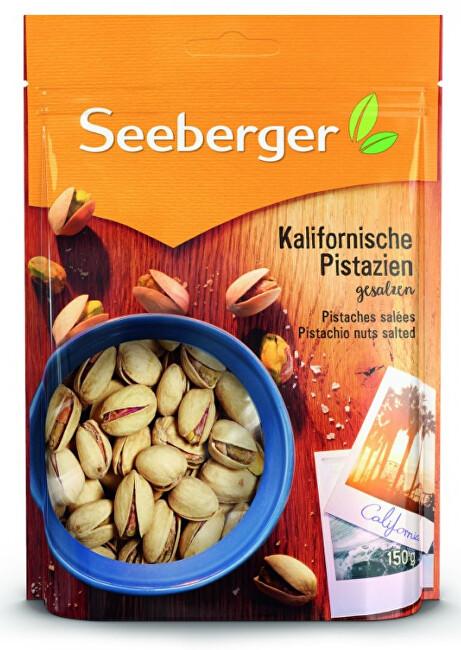 Zobrazit detail výrobku Seeberger Pistácie solené 150 g