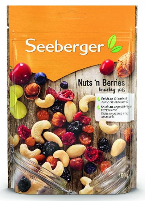 Zobrazit detail výrobku Seeberger Směs ořechů a sušeného ovoce 150 g