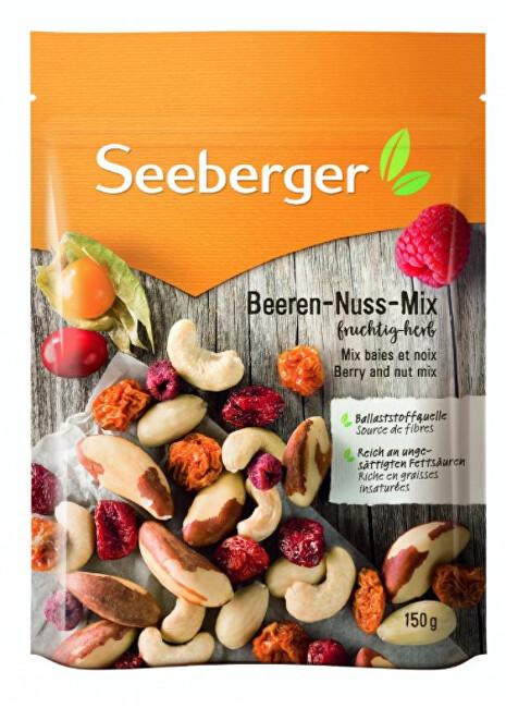 Zobrazit detail výrobku Seeberger Směs sušeného ovoce a ořechů 150 g