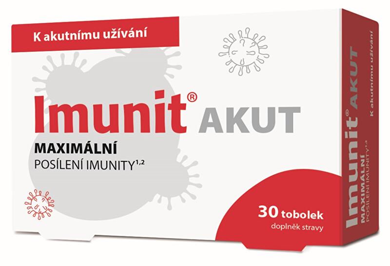 Zobrazit detail výrobku Simply You IMUNIT Akut 30 tobolek