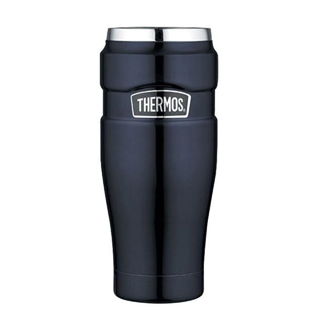 Zobrazit detail výrobku Thermos Vodotěsný termohrnek - tmavě modrá