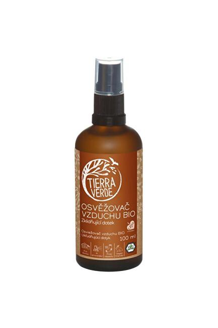 Zobrazit detail výrobku Tierra Verde Osvěžovač vzduchu – BIO Zklidňující dotek (lahvička 100 ml)