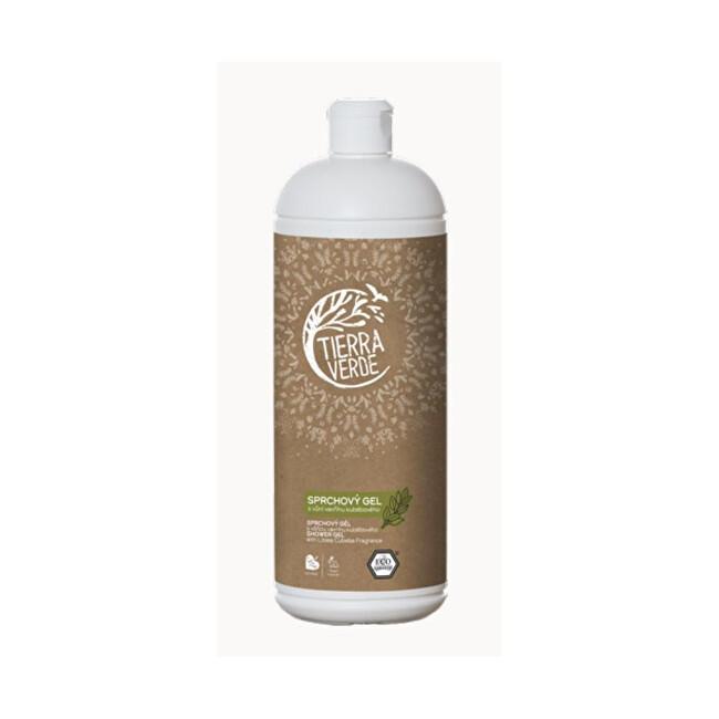 Zobrazit detail výrobku Tierra Verde Osvěžující sprchový gel s vůní vavřínu kubébového 1 l