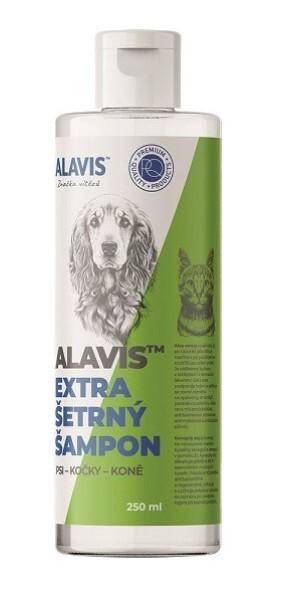Zobrazit detail výrobku Alavis ALAVIS Extra Šetrný Šampon 250 ml