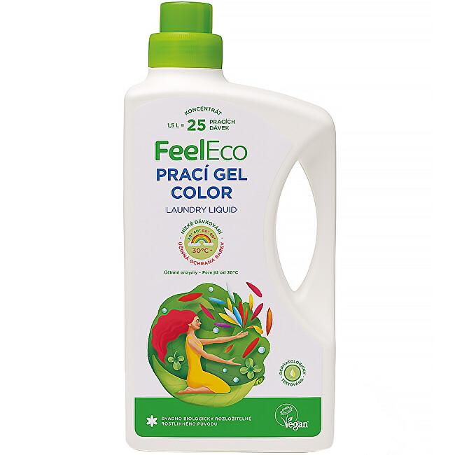 Feel Eco Prací gél color 1,5 l