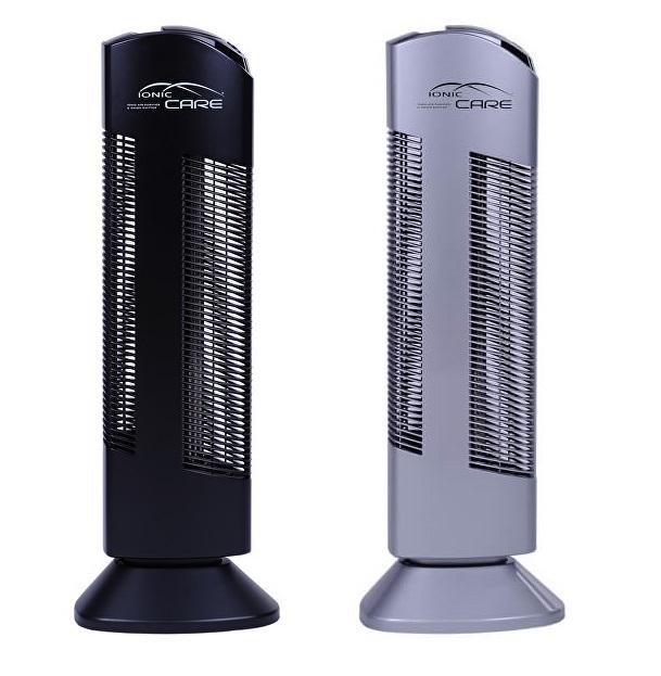 Zobrazit detail výrobku Högner Čistička vzduchu Ionic-CARE Triton X6 stříbrná + černá 2 ks (zvýhodněné dvojbalení)