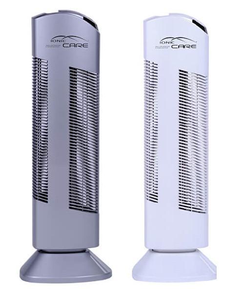 Zobrazit detail výrobku Högner Čistička vzduchu Ionic-CARE Triton X6 stříbrná + perleťově bílá 2 ks (zvýhodněné dvojbalení)