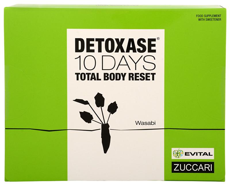 Zobrazit detail výrobku Zuccari Detoxase 10 days Total Body Reset 10 sáčků - SLEVA - poškozený obal