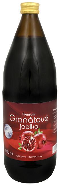 Zobrazit detail výrobku Allnature Granátové jablko Premium - 100% šťáva 1000 ml - SLEVA - poškozená etiketa