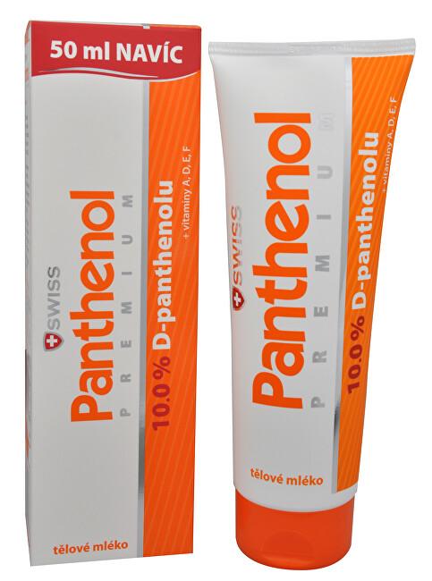 Zobrazit detail výrobku Simply You Panthenol 10% Swiss PREMIUM - tělové mléko 200 ml + 50 ml ZDARMA - SLEVA - POMAČKANÁ KRABIČKA