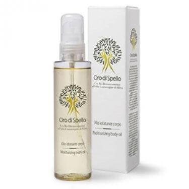 Oro di Spello Hydratačný telový olej