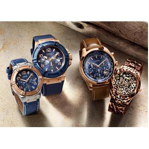 Vyhlášené jsou především hodinky Guess f6479fafeb2