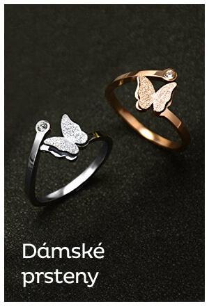 Dámské prsteny Troli