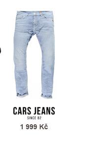 Džíny Cars Jeans