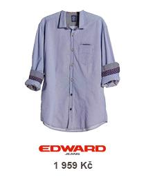 Košile Edward Jeans
