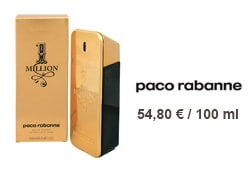 Parfum Paco Rabane