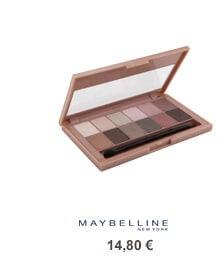 Očné tiene Maybelline