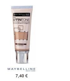 Make-up Maybelline