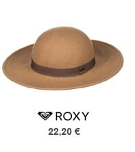 Klobúk Roxy
