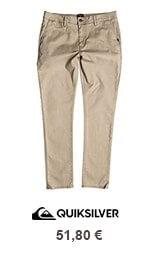 Pánske nohavice Quiksilver