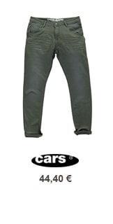 Nohavice Cars Jeans