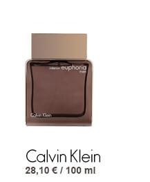 Parfum Calvin Klein