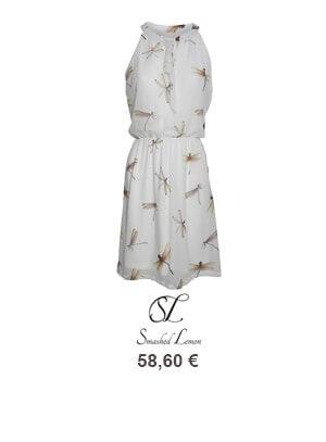 Dámske krátke šaty