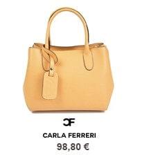 Elegant nej kožená kabelka