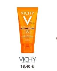Vichy fluid na tvár