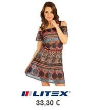 Šaty Litex