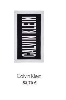 Osuška Calvin Klein