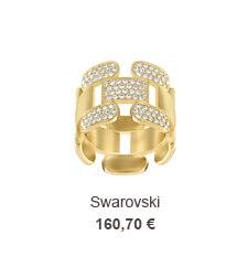 Swarovski Prsteň