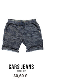 Nohavice Cars Jeans