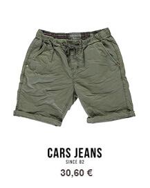 Šortky Cars Jeans