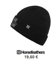 Čiapka Horsefeathers