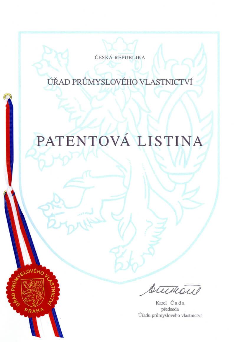 Patentová listina