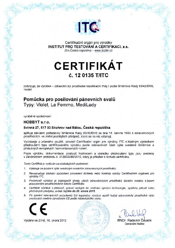 Klinické hodnocení Ústavu pro péči o matku a dítě Praha