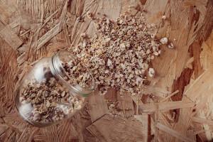 Pohankové müsli