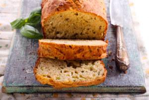Cuketový chlieb